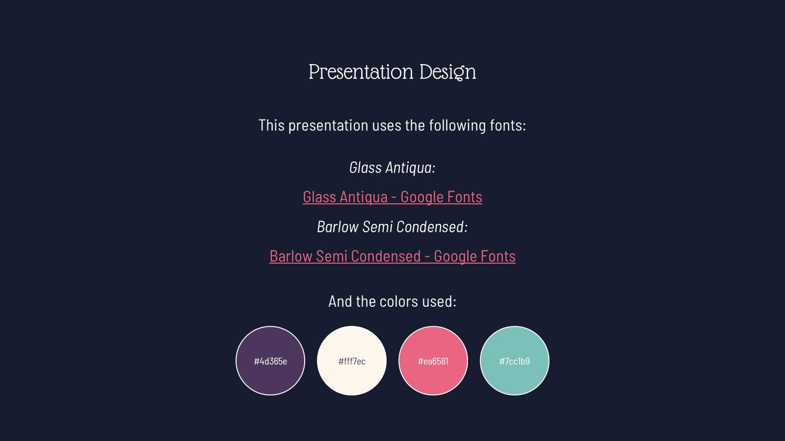 Happy Mother's Day presentation template