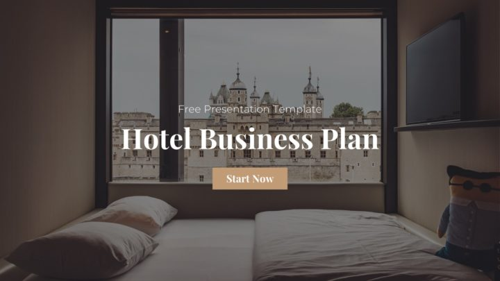 Hotel Business Plan Presentation