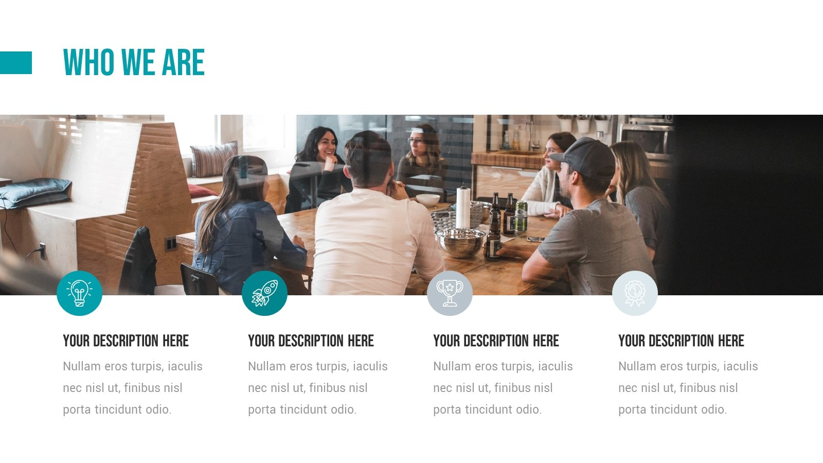 Business Project Proposal presentation template